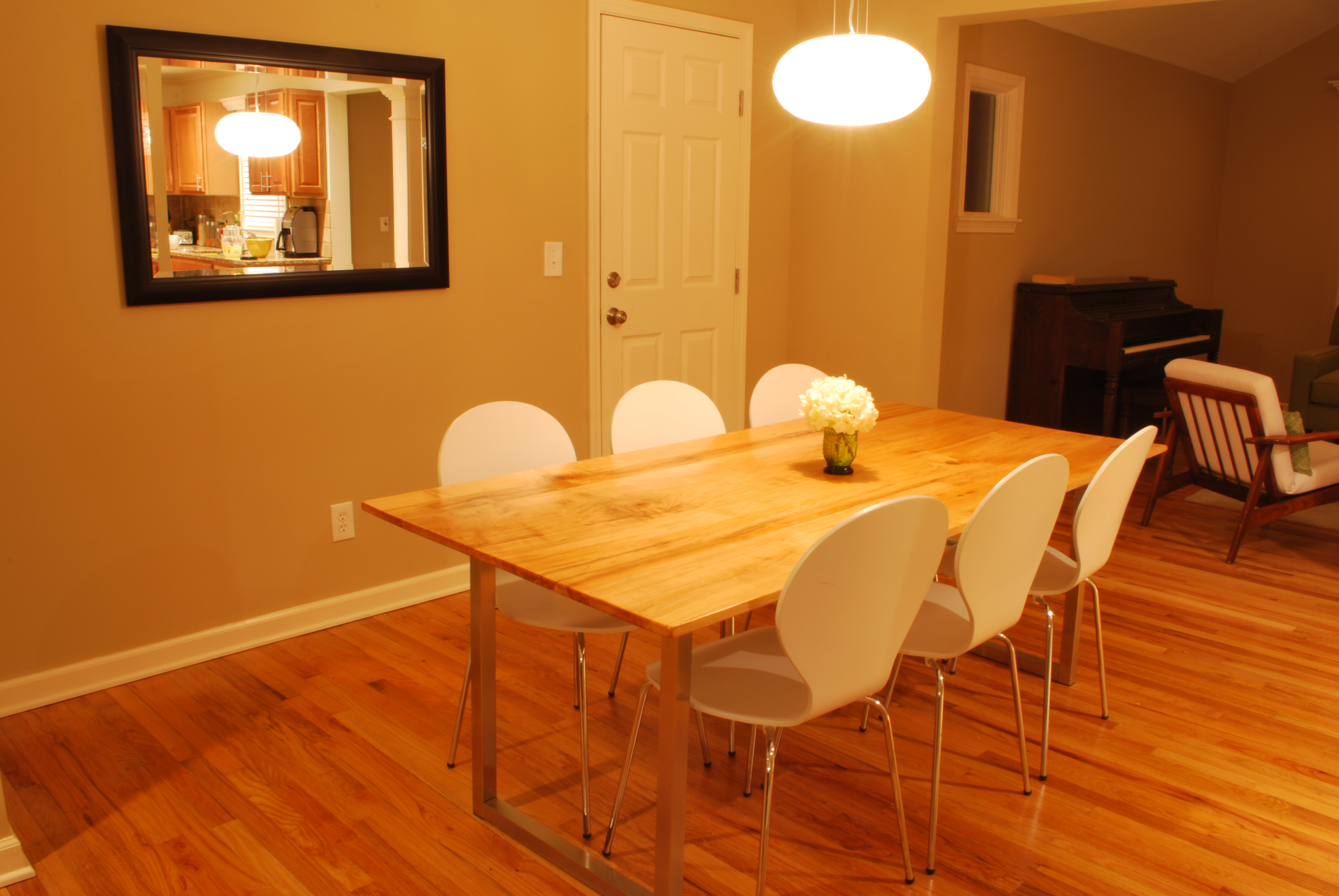 Image Result For West Elm Modern Farm Dining Tablea