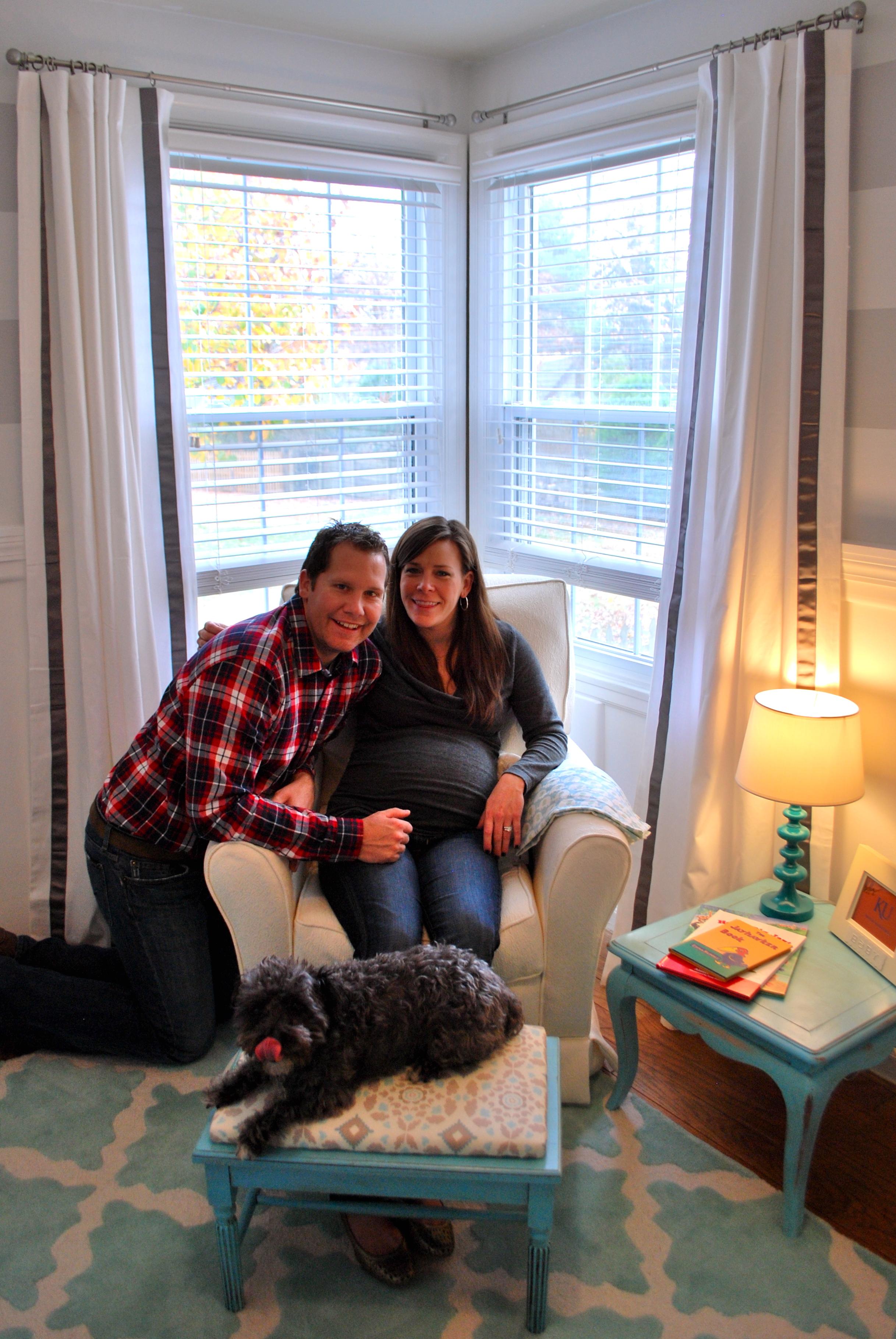 Baby Whetstine Nursery Reveal The Suburban Urbanist
