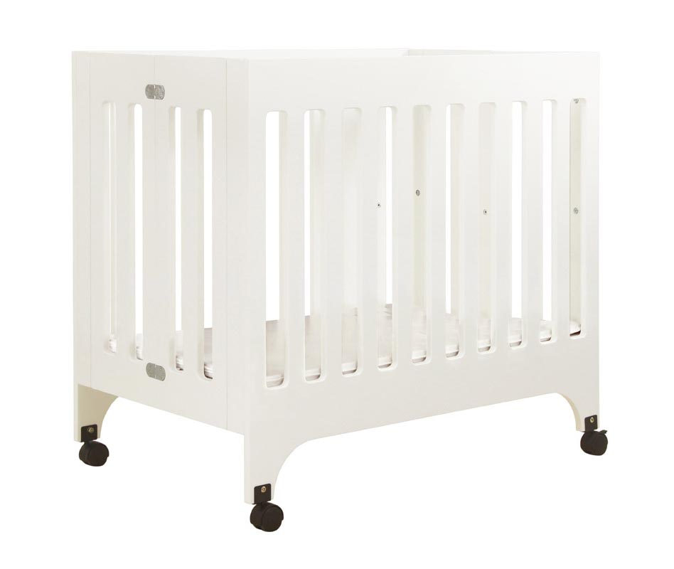 Mini Crib Building Plans