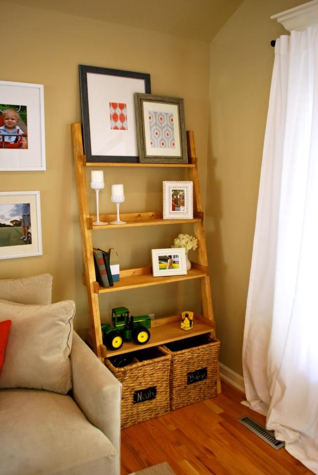 slanted shelf bookcase plans | powerful71icg