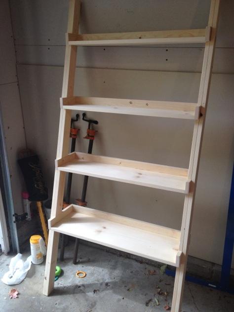 plans a bookshelf