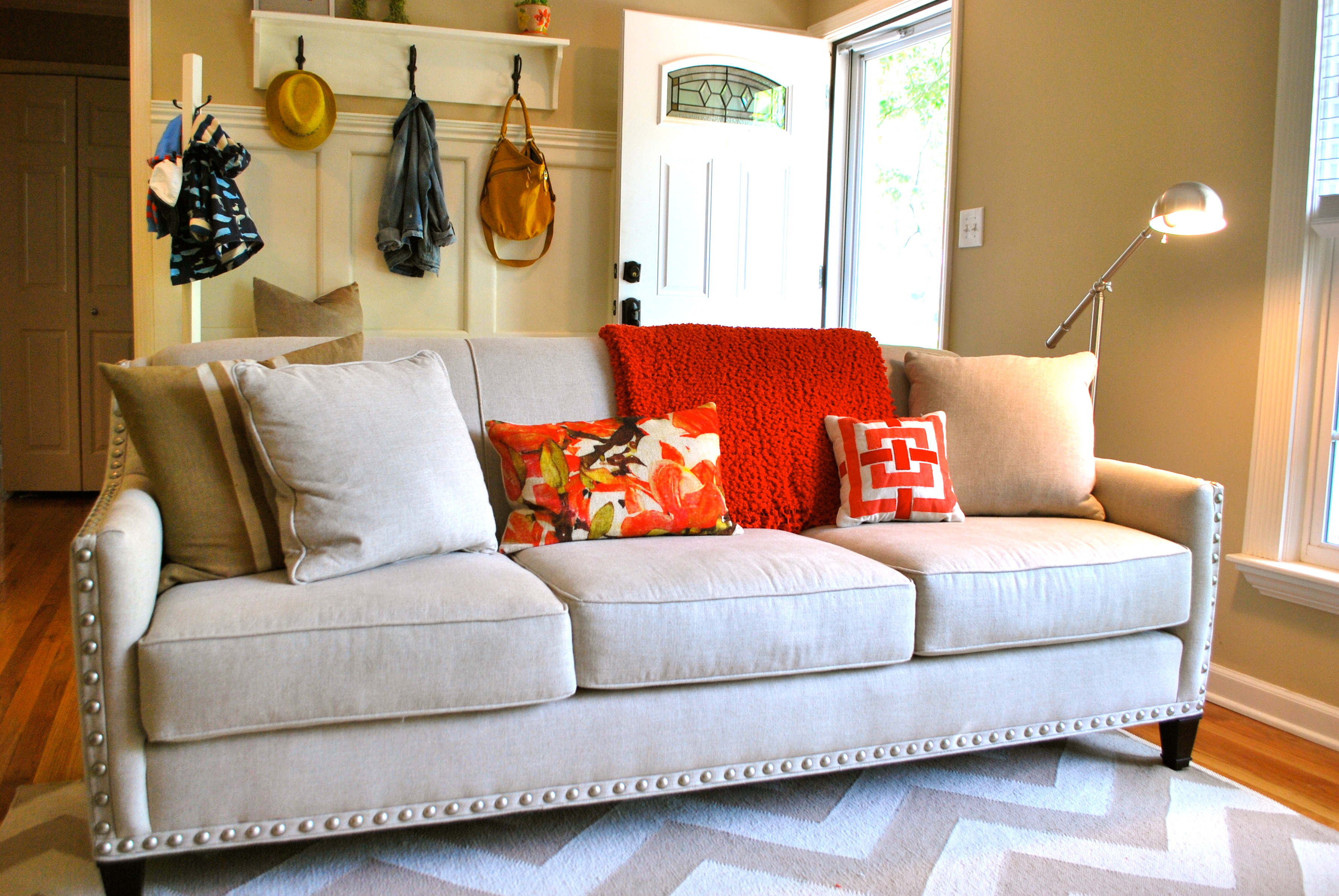 Home Decorators Rockford Sofa